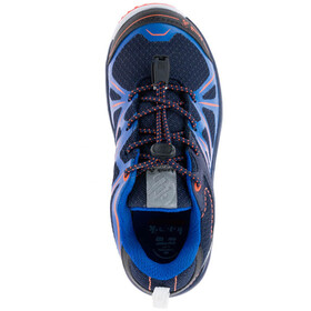 Kamik Fury Low GTX Shoes Kids Navy/Blue